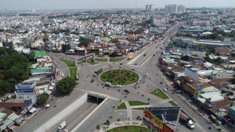 Biên Hòa có tiềm năng phát triển rất lớn nhờ hệ thống hạ tầng ngày càng hoàn thiện - Bất động sản vùng ven vẫn là lựa chọn tốt!