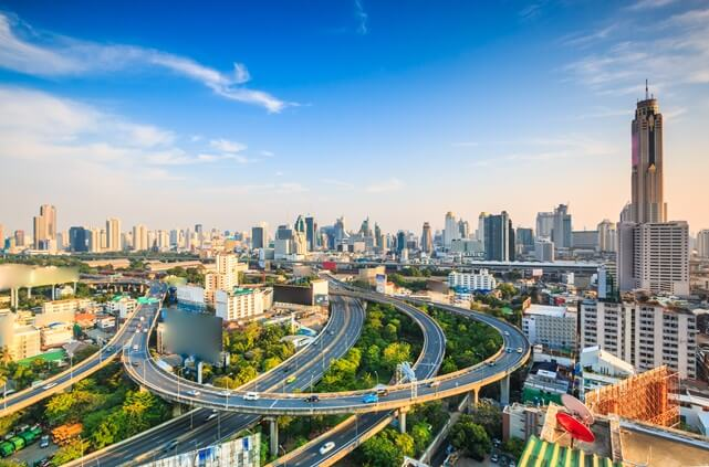 Các căn hộ cao cấp tại trung tâm Bangkok có mức giá trung bình từ 3,2 tỷ đồng