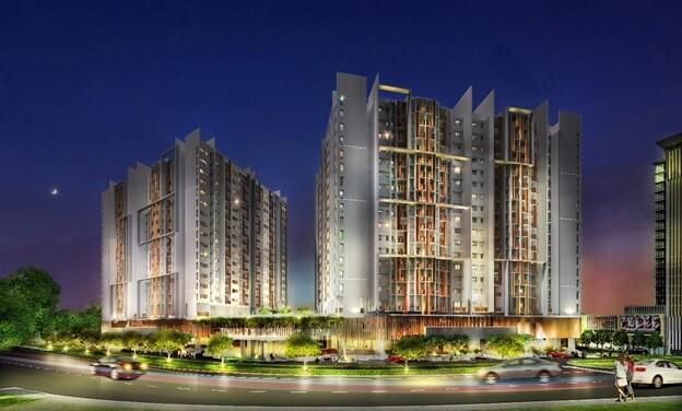 """Phối cảnh dự án Topaz Twins tại Biên Hòa - Cách bán hàng """"lạ"""" của doanh nghiệp địa ốc"""