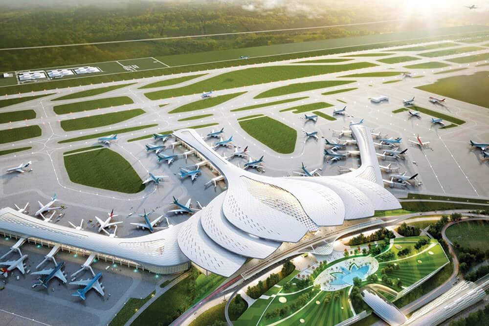 Việc xây dựng sân bay quốc tế Long Thành - Bất động sản vùng ven vẫn là lựa chọn tốt!