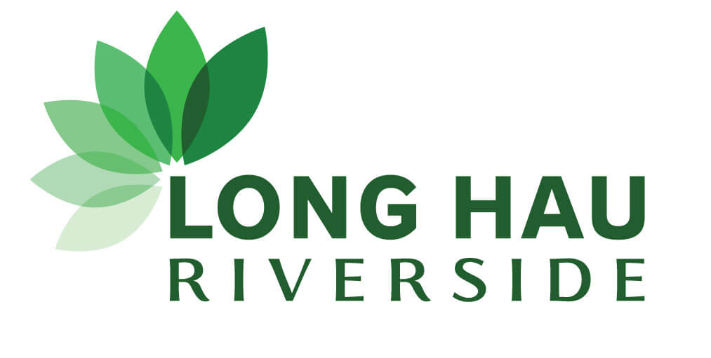 logo long hau riverside - DỰ ÁN LONG HẬU RIVERSIDE
