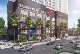 Trung tâm thương mại chuẩn Nhật - SaiGon Metro Mall