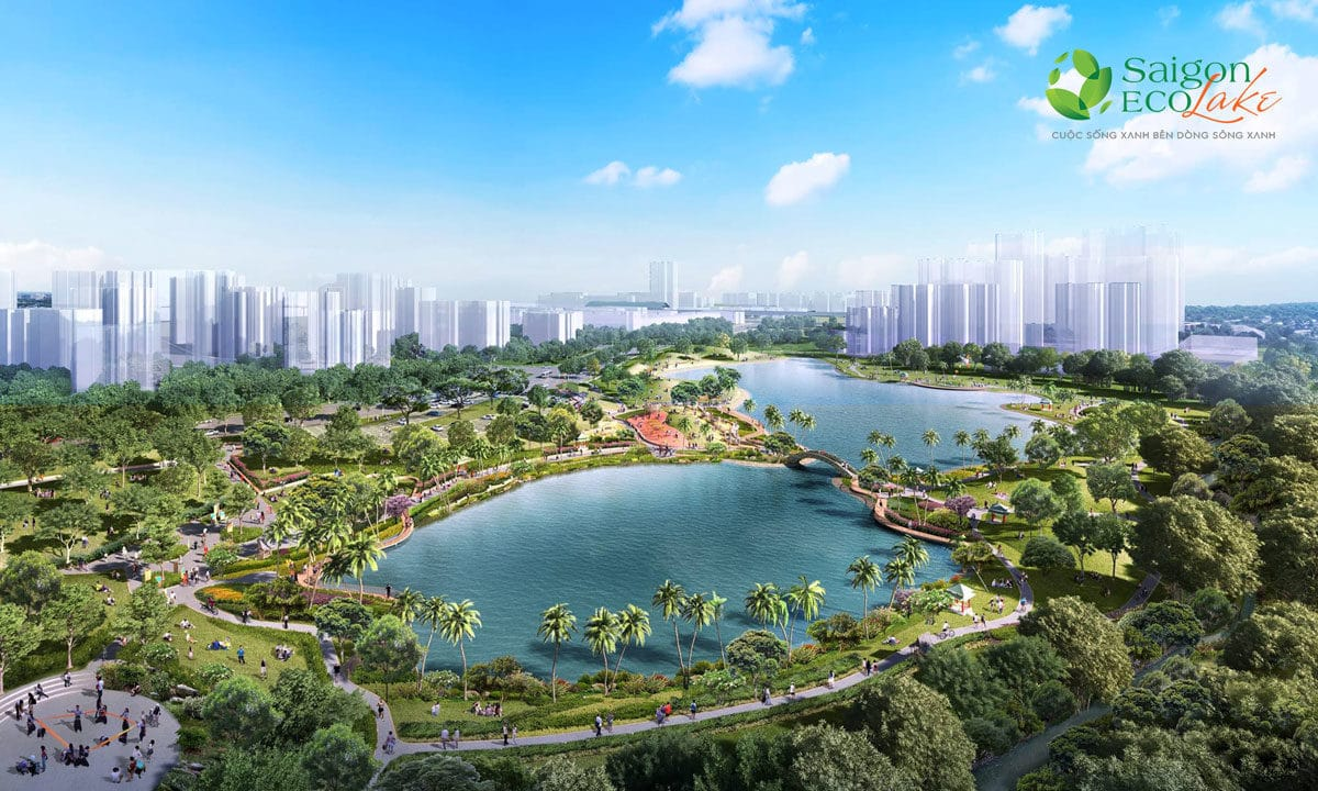 tong quan du an saigon eco lake 1 - DỰ ÁN SAIGON ECO LAKE