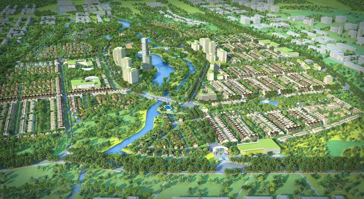 Five Star Eco City - DỰ ÁN FIVE STAR ECO CITY