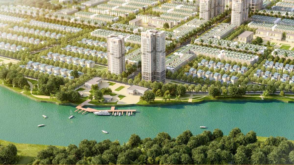 Tien ich Ben du thuyen Du an TT Millennia City 2021 - T&T MILLENNIA CITY