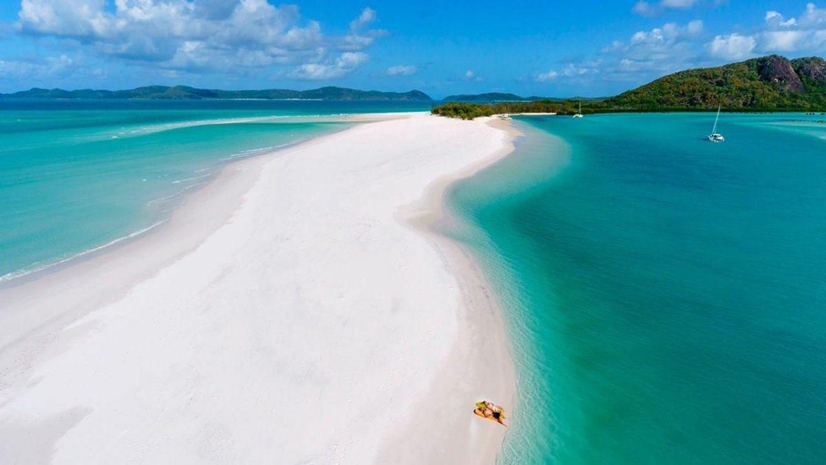 bờ biển cát trắng kn cam ranh - KN PARADISE CAM RANH