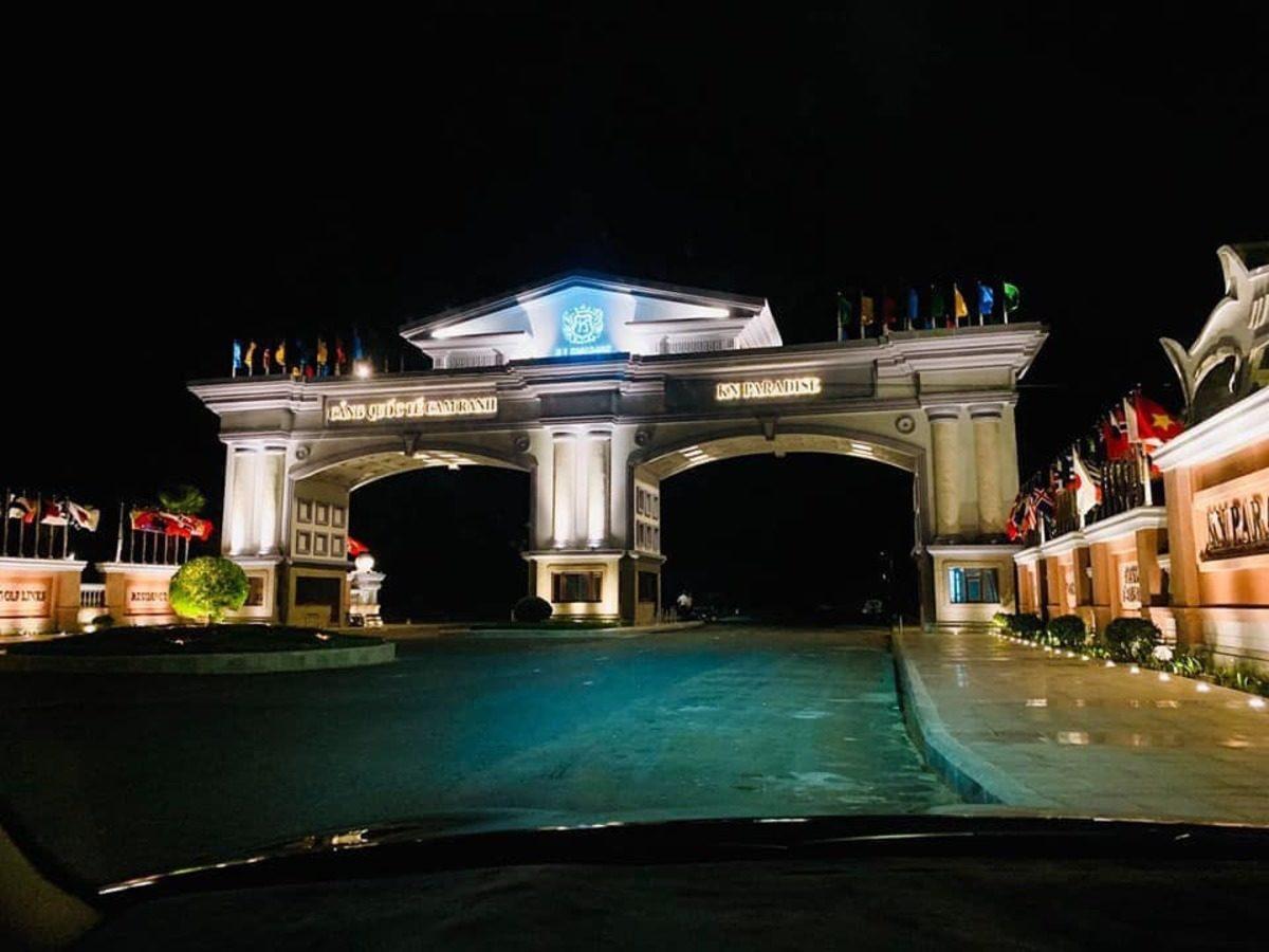 Mới đây KN Cam Ranh vừa khánh thành Cổng chào Kn Paradise với vị thế toạ lạc cạnh Sân bay Quốc tế Cam Ranh - Tỉnh Khánh Hoà