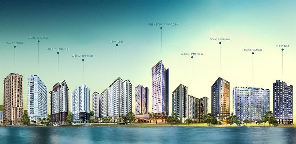 dự án của chủ đầu tư ascent plaza - ASCENT PLAZA NƠ TRANG LONG
