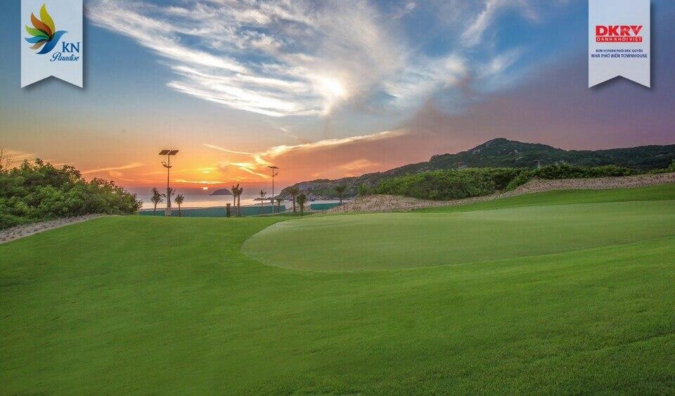 kn golf link cam ranh