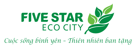 logo five star eco city