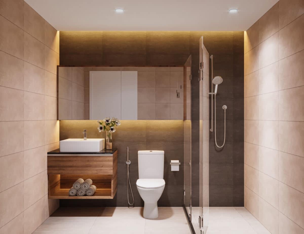 toilet 2 can ho asiana capella - CĂN HỘ ASIANA CAPELLA QUẬN 6