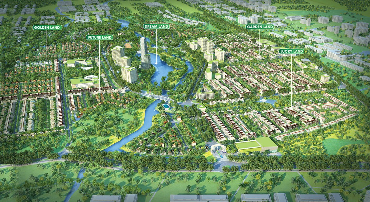 tong quan five star eco city