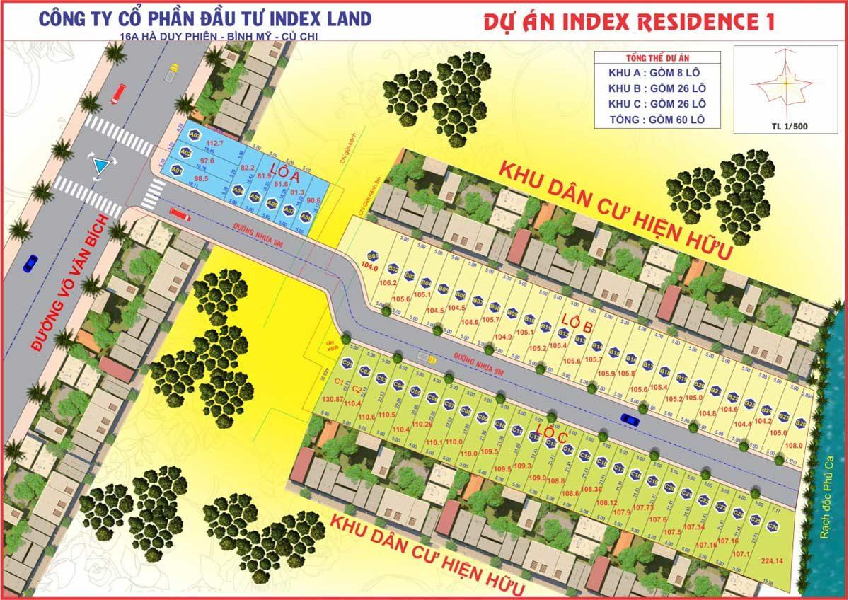 Dự án Index Residences Võ Văn Bích Củ Chi