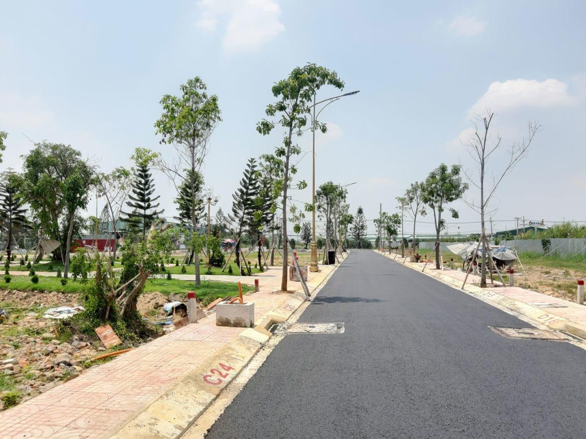 ha tang hoan thien tai du an the residence 1 - DỰ ÁN RES 1 - THE RESIDENCE 1 VÕ VĂN BÍCH CỦ CHI