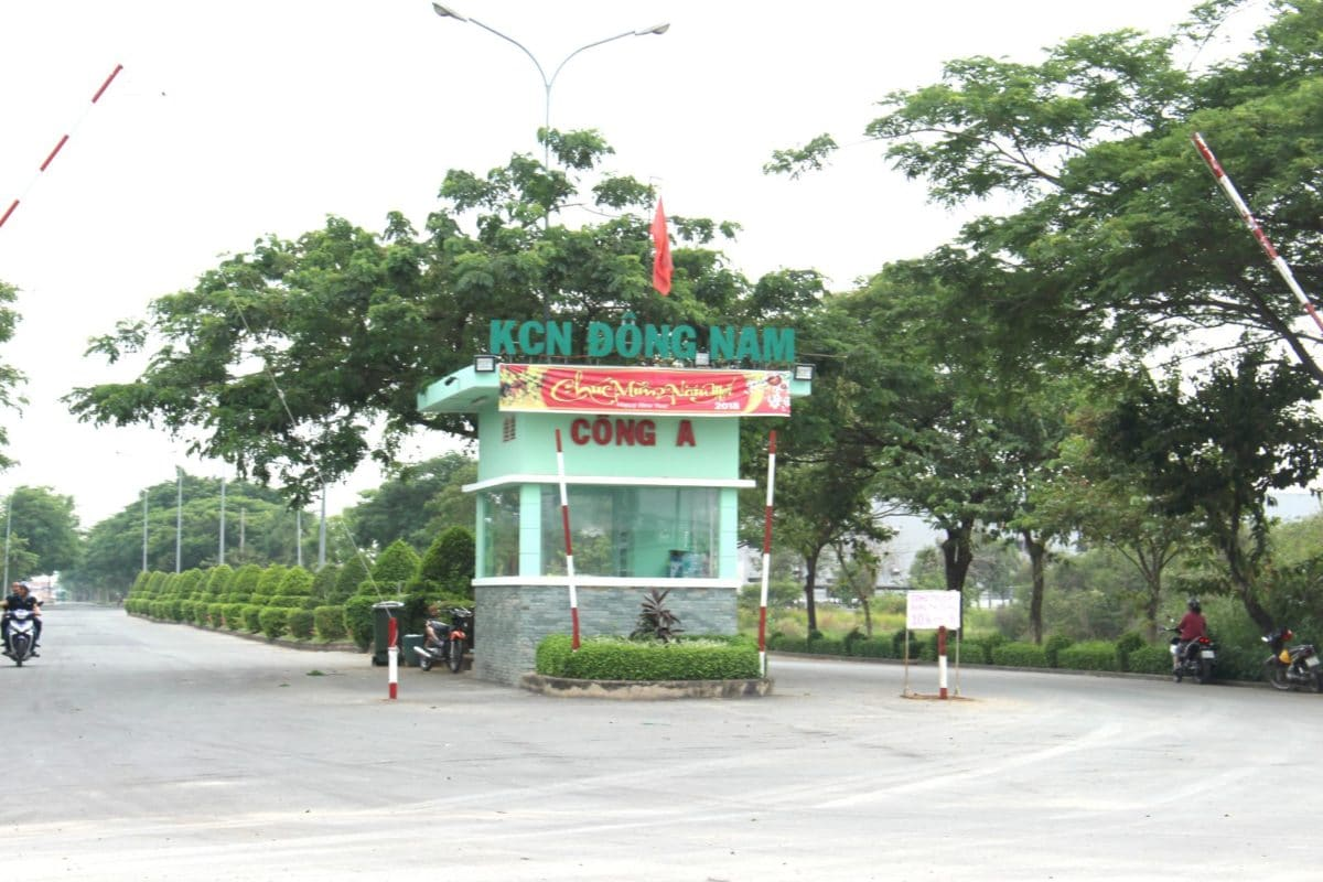 khu cong nghiep dong nam