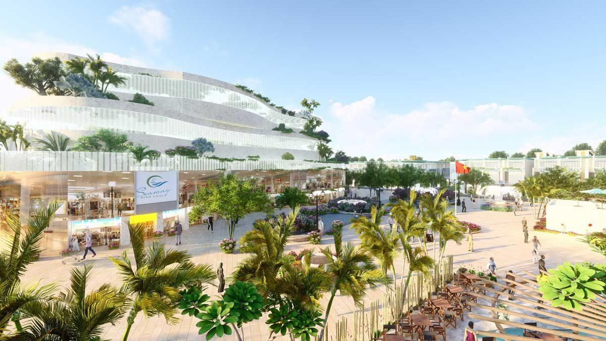 Trung tâm thương mại Seaway Bình Châu