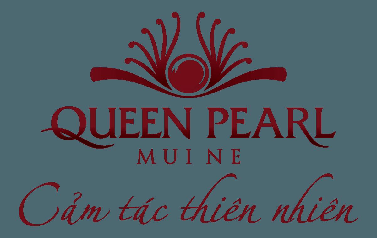 logo queen pearl mui ne - DỰ ÁN NHÀ PHỐ BIỆT THỰ QUEEN PEARL MŨI NÉ PHAN THIẾT
