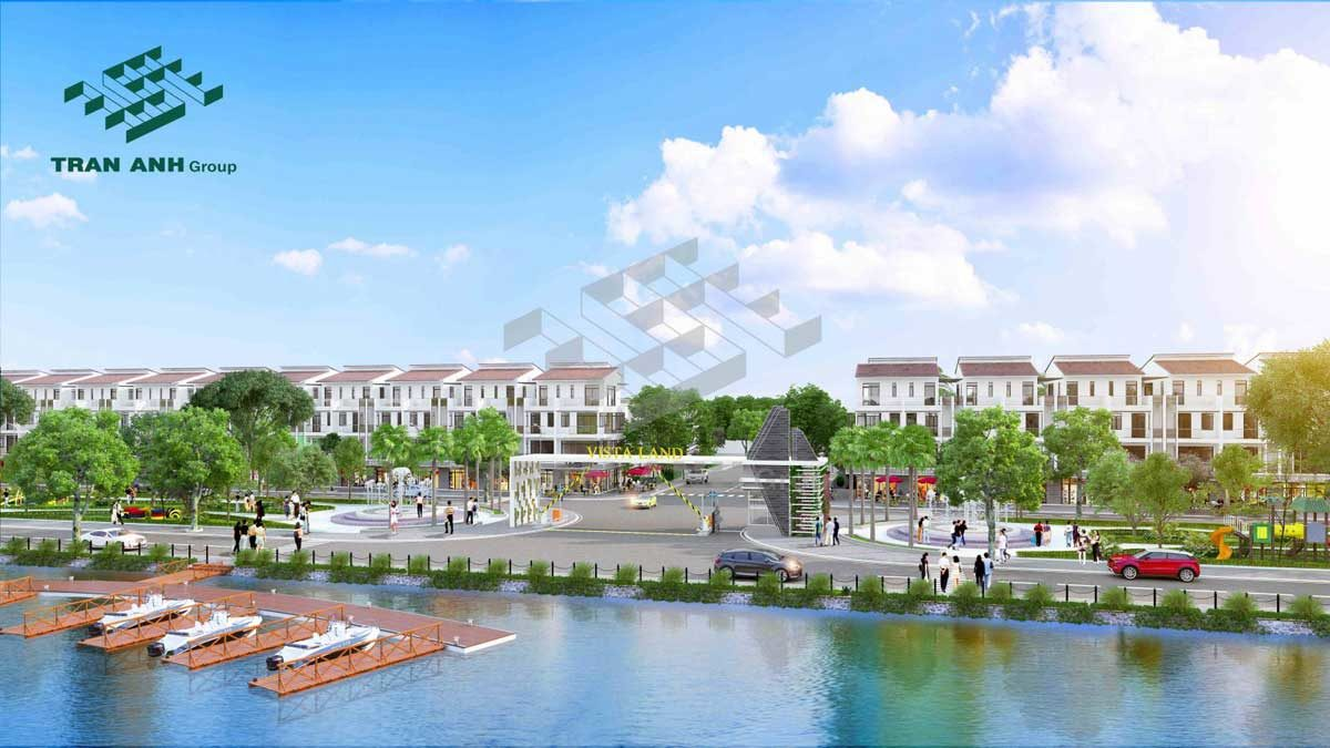 vista land city - DỰ ÁN VISTA LAND CITY ĐỨC HÒA LONG AN