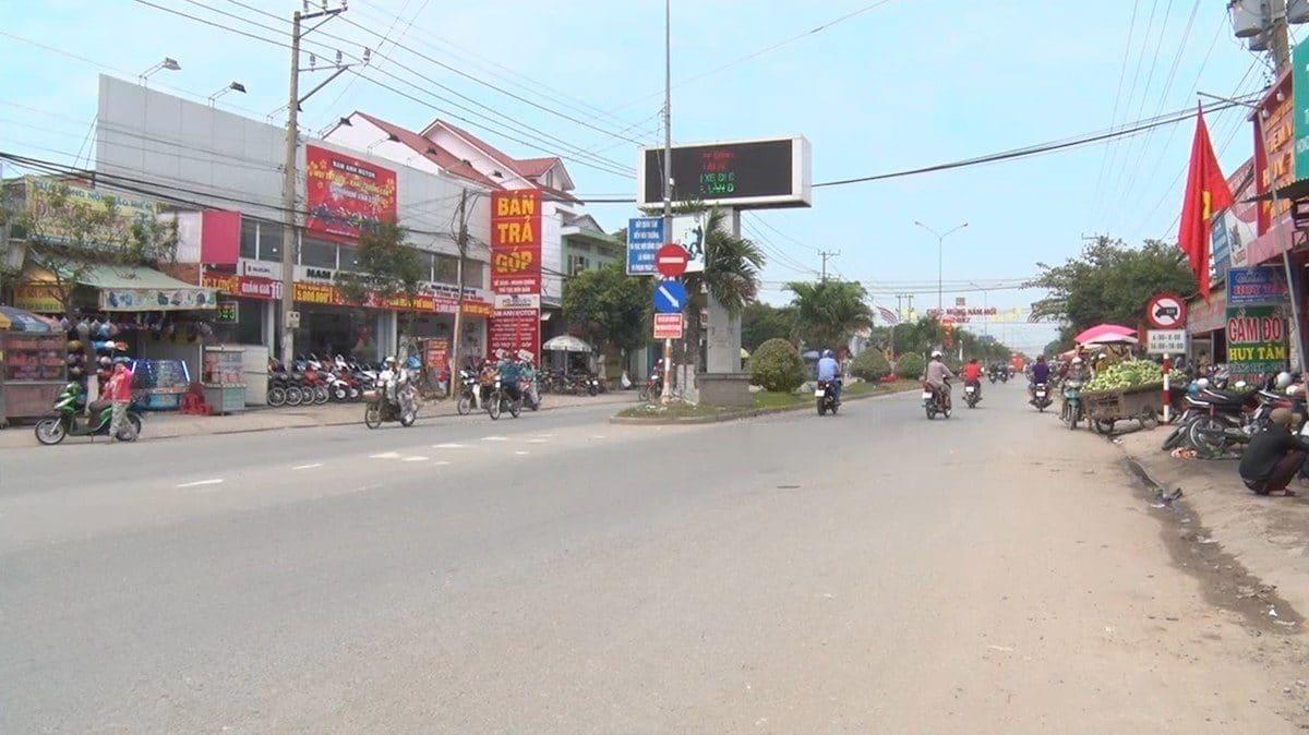 Quốc lộ N2 sẽ được mở rộng ở đoạn Đức Hoà Mỹ An - DỰ ÁN EVERDE CITY LONG AN