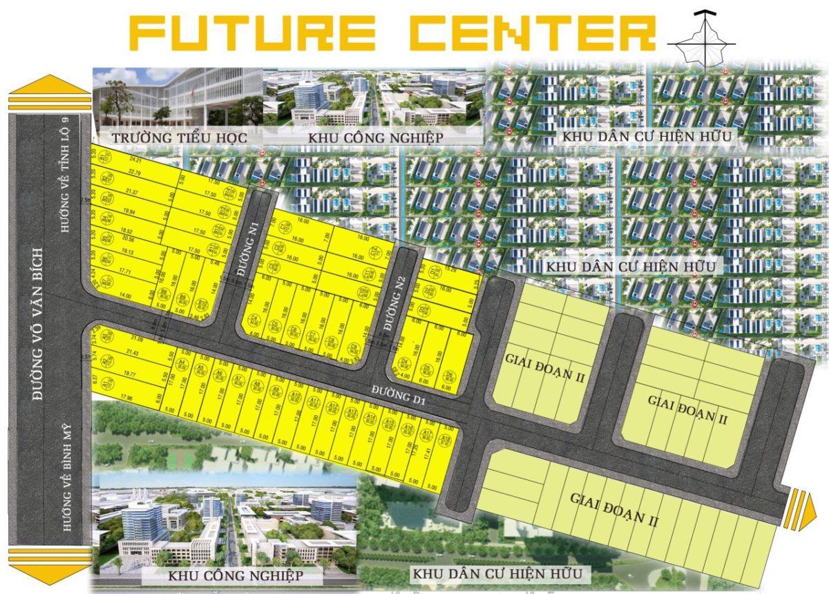 future center - DỰ ÁN FUTURE CENTER VÕ VĂN BÍCH CỦ CHI