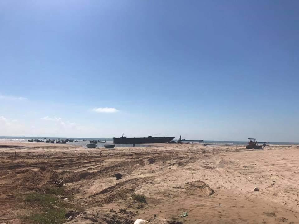 Ocean Gate Bình Châu ngay sát Biển Bình Châu