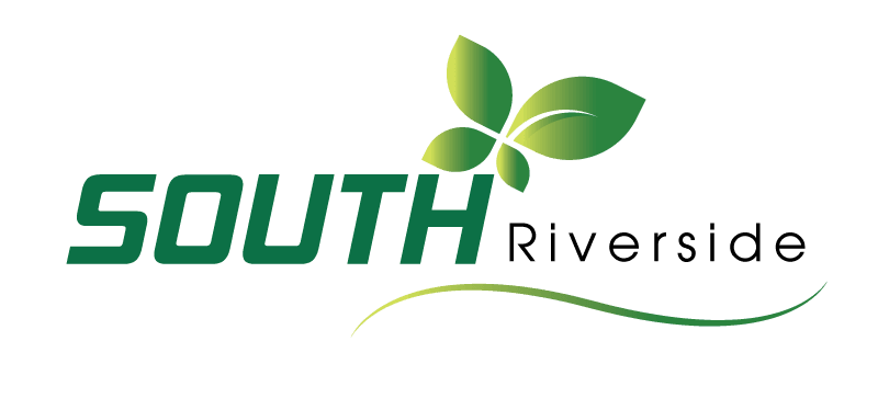 logo south riverside - DỰ ÁN SOUTH RIVERSIDE NHÀ BÈ