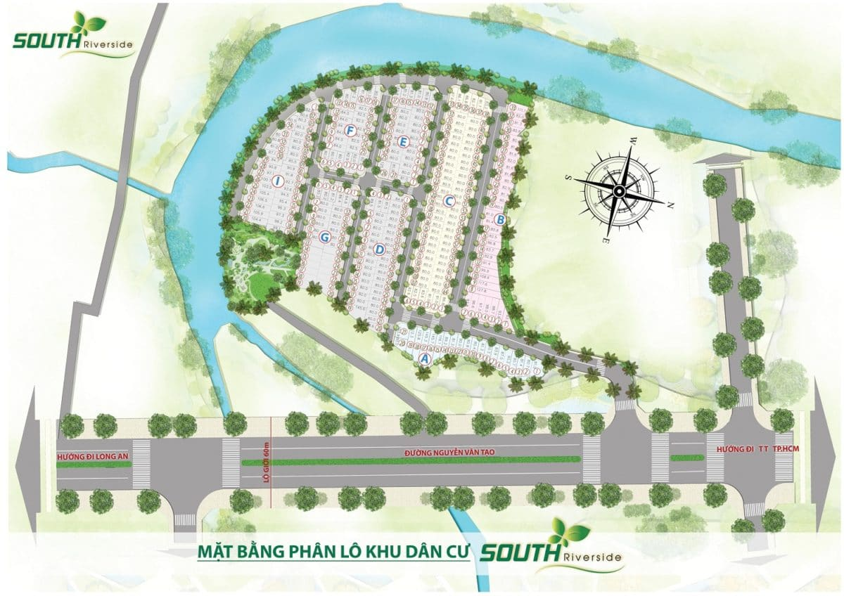 mat bang du an south riverside nha be - DỰ ÁN SOUTH RIVERSIDE NHÀ BÈ