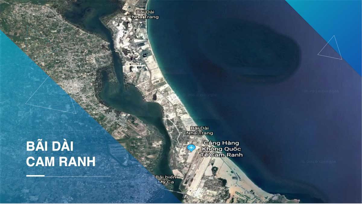 Quy hoạch tổng thể Bãi Dài - Cam Ranh