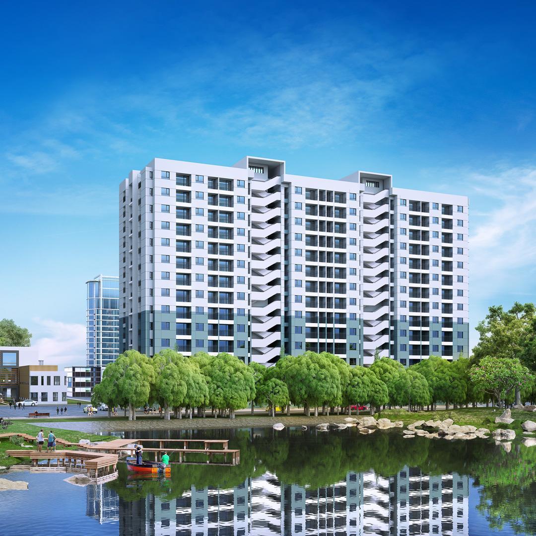 HIEP THANH BUILDING LE VAN KHUONG - CĂN HỘ HIỆP THÀNH BUILDINGS LÊ VĂN KHƯƠNG