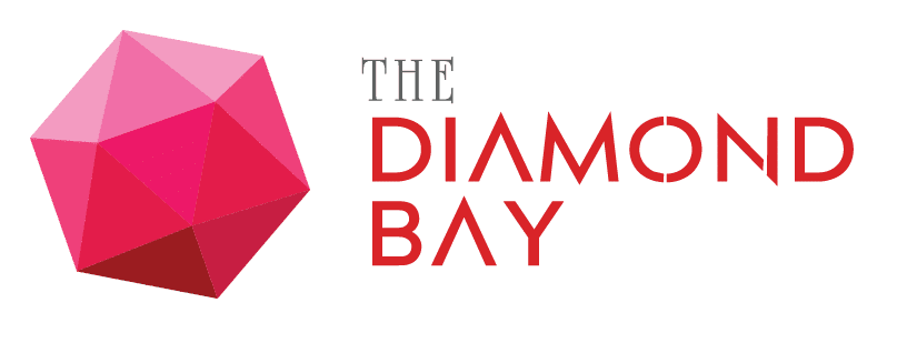 LOGO THE DIAMOND BAY