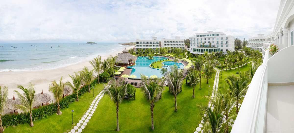 Resort the Sailing Bay Beach - DỰ ÁN CĂN HỘ NINH CHỮ SAILING BAY NINH THUẬN