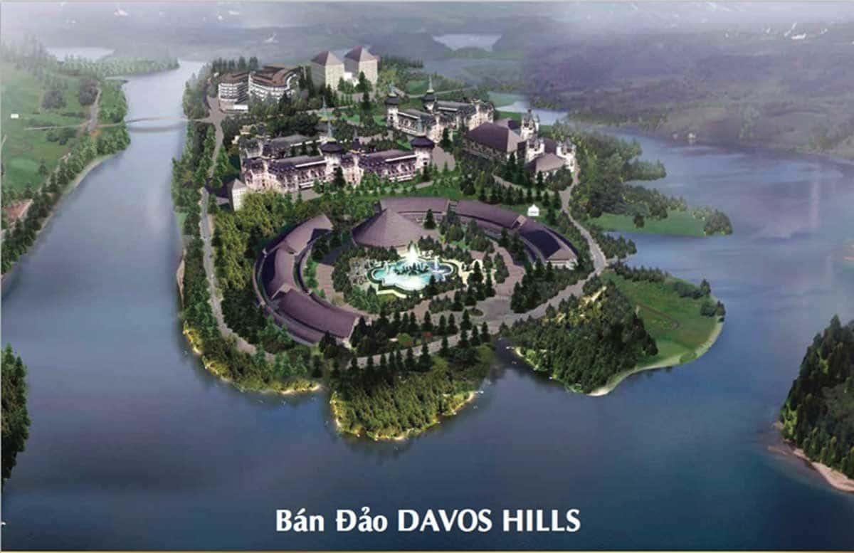 ban dao davos hills khu do thi nam da lat - DỰ ÁN KHU ĐÔ THỊ NAM ĐÀ LẠT