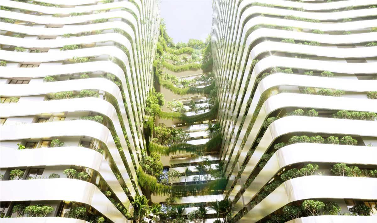 Dự án Căn hộ Xanh Victoria Garden Bình Tân