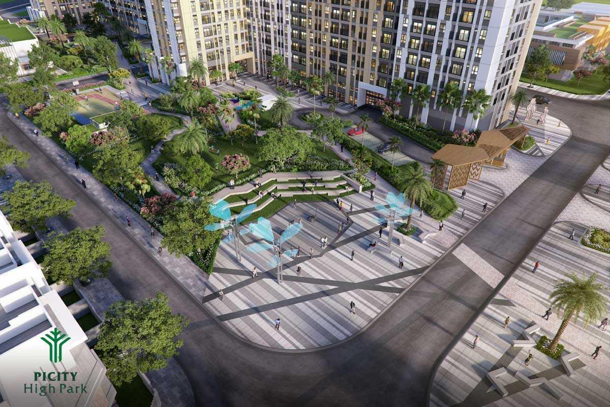 cong vien du an picity high park quan 12 2020 - PICITY HIGH PARK QUẬN 12
