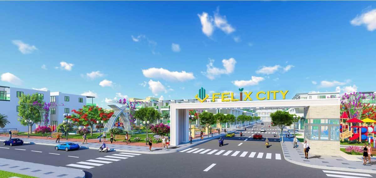 felix city - DỰ ÁN FELIX CITY BÀ RỊA