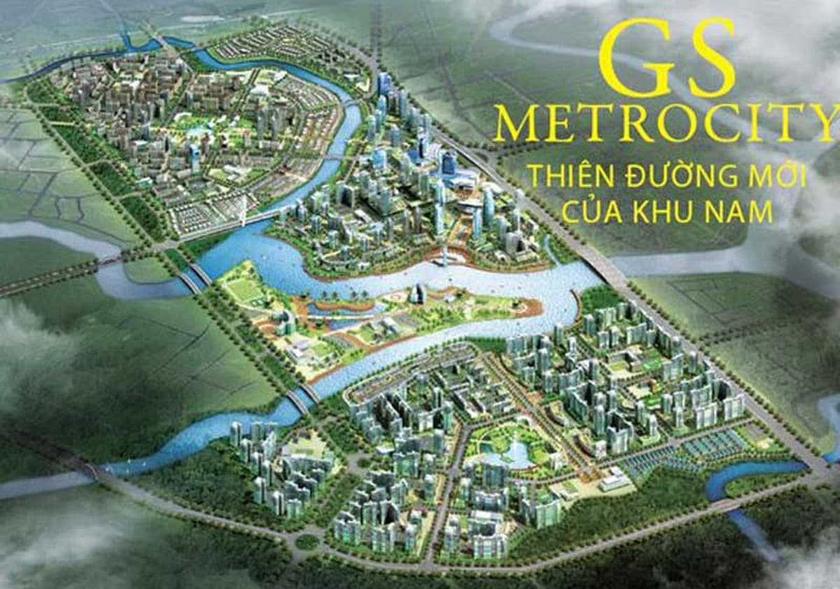 gs metrocity - DỰ ÁN GS METROCITY NHÀ BÈ