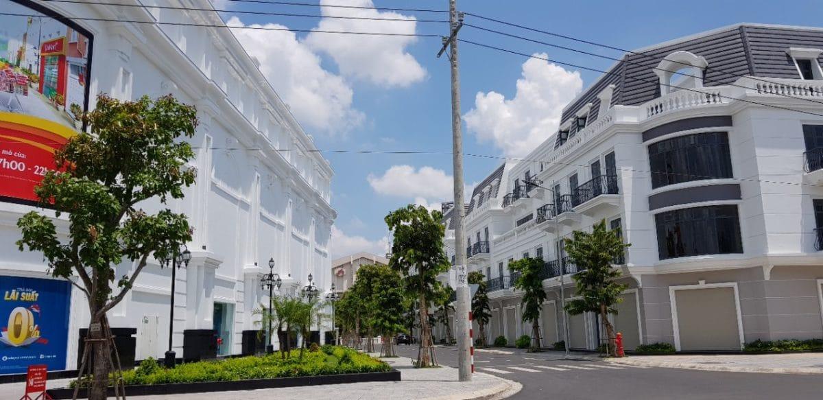 Hình ảnh thực tế Dự án Uhome Central Residence Bình Dương