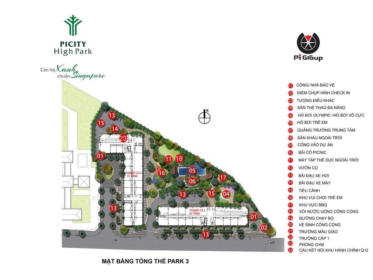 mat bang tong the block park 3 du an can ho picity high park 2020 - PICITY HIGH PARK QUẬN 12