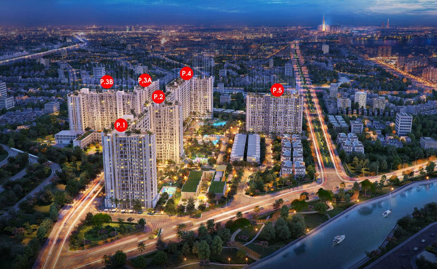 mat bang tong the du an picity high park - DỰ ÁN CĂN HỘ PICITY HIGH PARK THẠNH XUÂN QUẬN 12