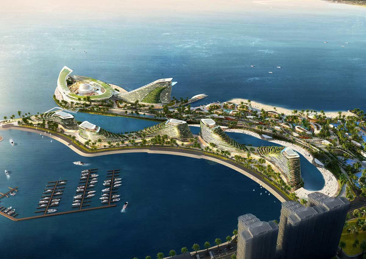 Dự án Ninh Chữ Sailing Bay