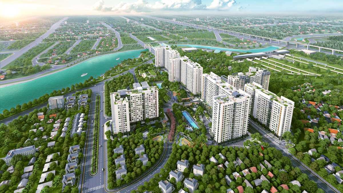 phoi canh du an picity high parkquan12 2020 - PICITY HIGH PARK QUẬN 12