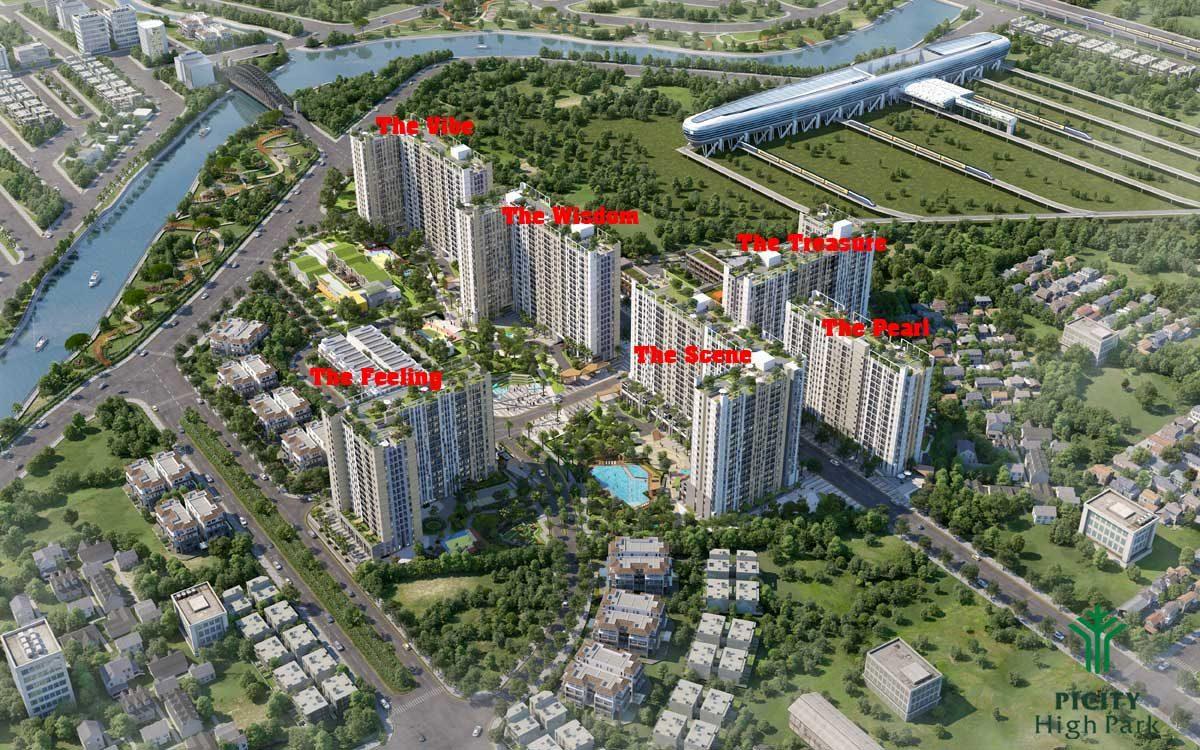 picity high park thanh xuan quan 12 - Picity High Park phát triển dòng sản phẩm căn hộ diện tích nhỏ được ưa chuộng