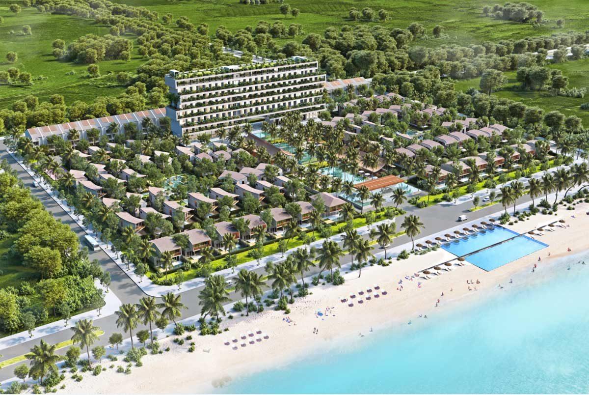 rosa alba resort - DỰ ÁN ROSA ALBA RESORT TUY HÒA PHÚ YÊN