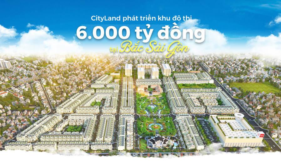 tổng thể cityland - DỰ ÁN CĂN HỘ CITYLAND PARK HILLS PHAN VĂN TRỊ GÒ VẤP