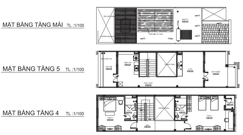 thiết kế nhà phố cityland 2 - DỰ ÁN CITYLAND PARK HILLS PHAN VĂN TRỊ GÒ VẤP