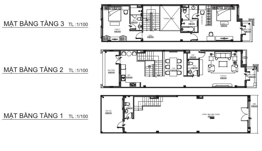 thiết kế nhà phố cityland - DỰ ÁN CITYLAND PARK HILLS PHAN VĂN TRỊ GÒ VẤP