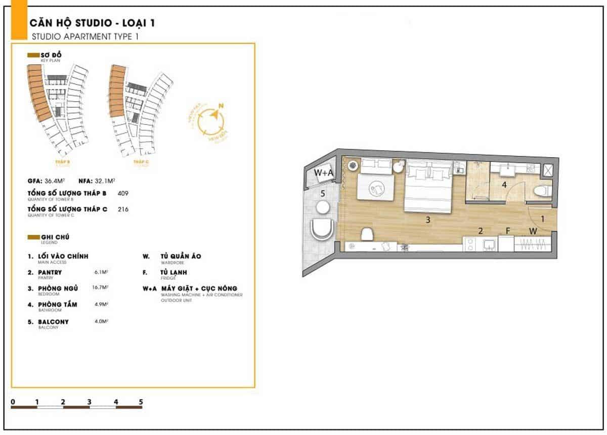 thiet-ke-can-ho-ninh-chu-sailing-bay-studio-3-phong-ngu