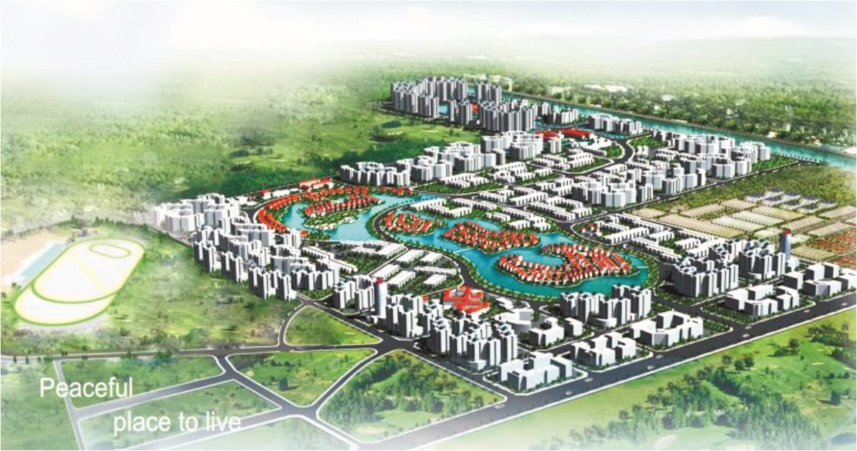 Dự án Khu đô thị đại học Quốc tế Việt Nam