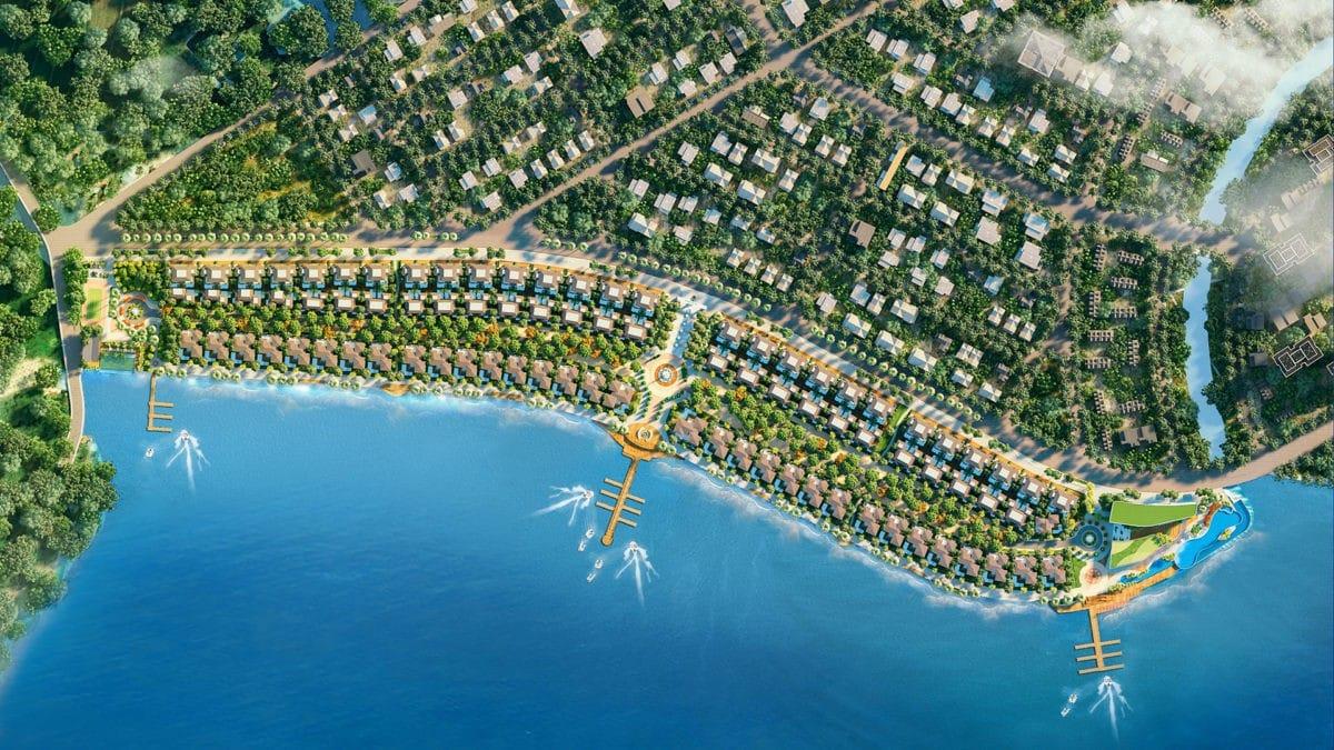 Dự án Ha Tien Venice Villas
