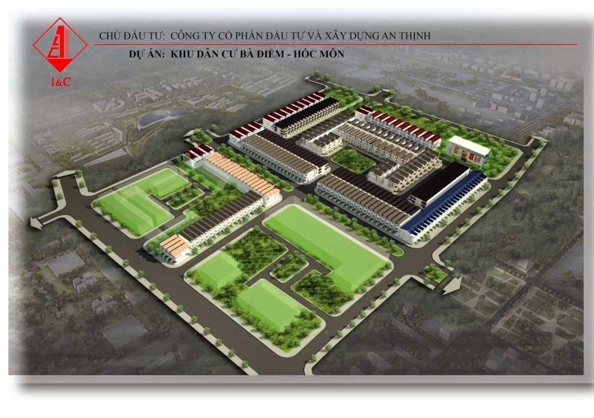 Dự án Khu dân cư Bà Điểm (KDC An Thịnh)